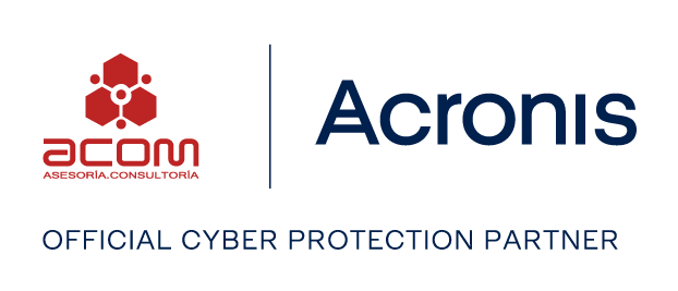 ACOM official cyber protection partner