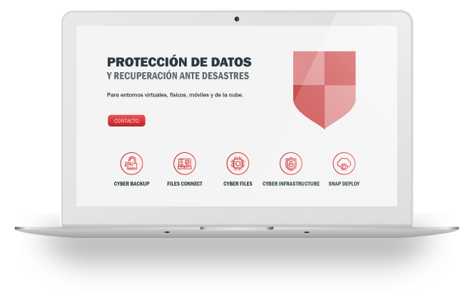 Laptop Cyber Protect